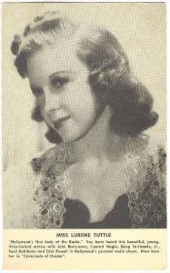 Purity Flour Radio show ADV postcard , Toronto , Ontario , Canada , 20-40s ; ...