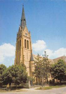 Hungary Bataszek Roman Catholic church