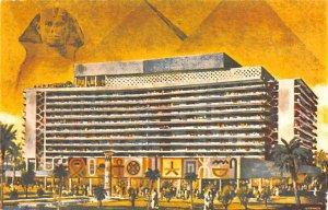 Nile Hilton, Jewel of Egypt Cairo Egypt, Egypte, Africa 1965