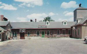 Exterior,Meat Market, Amana,Iowa, 40-60s
