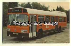 tm5537 - Greater Manchester Transport Bus no 1300 - postcard