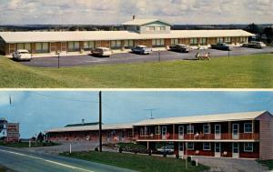 NY - Malone. View Motel