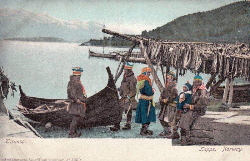 Lapps. Norway , 00-10s