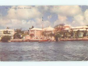 Pre-1980 NICE VIEW Hamilton Bermuda i4246