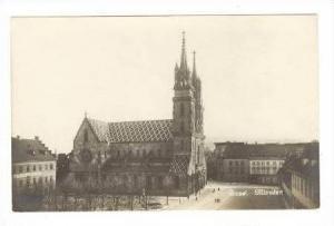 RP Basel. Munster, Switzerland, 00-10s