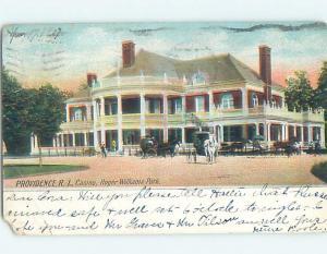 Pre-1907 CASINO Providence Rhode Island RI A0584