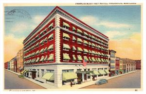 Maryland Frederick , Francis Scott Key Hotel