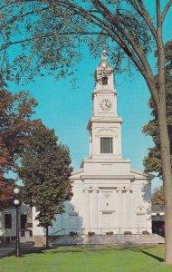 DELHI, New York, 1940s to Present; Second Presbyterian Church
