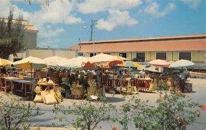 Open Air Market Nassau in the Bahamas Unused