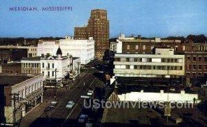 Meridian, MS, Mississippi in Meridian, Mississippi