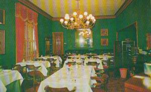Arizona Scottsdale Lulu Belle Restaurant Garter Room