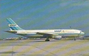 VASP BRAZIL AIRBUS A300B2-203