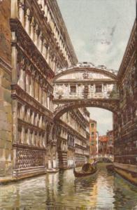 Italy Venezia Ponte dei Sospiri 1929