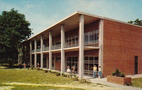 Jackson Student Union Building Millsaps College Jackson Mississippi