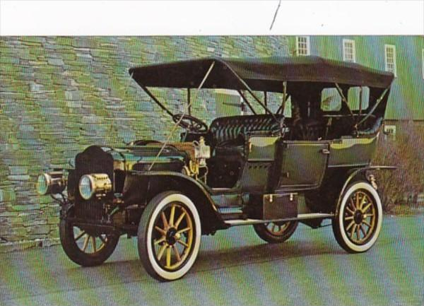 1909 Model 40 White Steamer Vintage Car