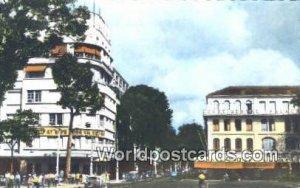 TuDo Street Saigon Vietnam, Viet Nam Unused