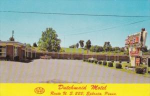 Pennsylvania Ephrata The Dutchmaid Motel