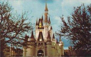Florida Orlando Cinderella Castle Fantasyland Walt Disney World Disenyana