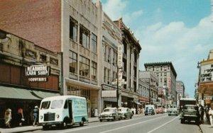 LOUISVILLE , Kentucky, 1950-60s ; Fourth Street