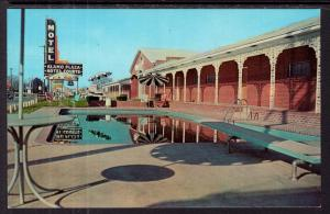 Alamo Plaza Hotel Courts,Little Rock,AR