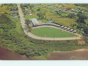 Unused Pre-1980 FORT NASHWAAK MOTEL Fort Nashwaak - Fredericton NB B6506