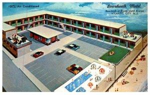 New Jersey Atlantic City , Boardwalk Motel