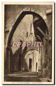 Old Postcard Old Grasse Rue de l'Eveche