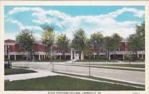 State Teachers College , FARMVILLE , Virginia , 1910s