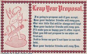LEAP YEAR Proposal 1908 #2