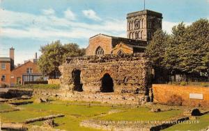 Leicester Roman Forum and Jewry Wall