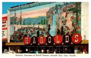 Nevada Reno , Harolds Club