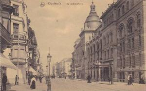 De Schouwburg, Oostende (West Flanders), Belgium, 1900-1910s