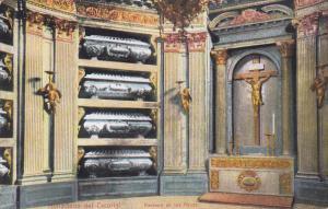 MADRID, Spain, 1900-1910s; Monasterio Del Escorial, Panteon De Los Reyes