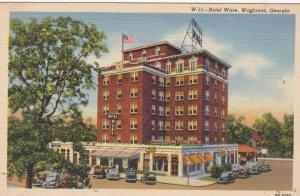 WAYCROSS , Georgia , 1930-40s ; Hotel Ware