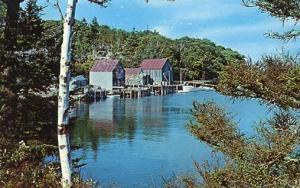 ME - New Harbor, Back Cove