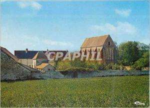 Modern Postcard La Ferte-Gaucher (S & M) Templar