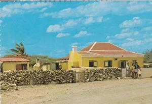 Aruba's Cunucu House, Typical Country House, ARUBA, PU-1976