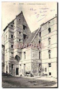 Old Postcard Dives L & # 39Ancienne Police