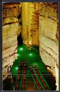 Crystal Lake,Mammoth Cave National Park,KY BIN