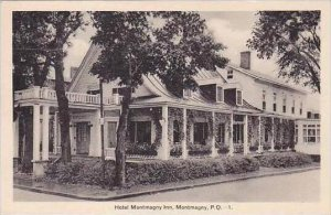 Canada Quebec Montmagny Hotel Montmagny