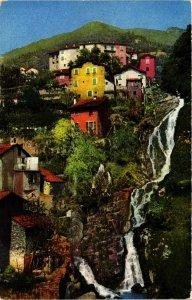 CPA Nesso Lago di Como . ITALY (541756)