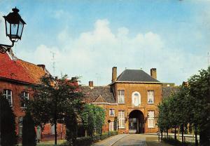 Belgium Turnhout Begijnhof Gate