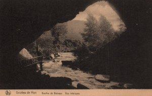 Gouffre de Balvaux,Grottes de Han.Belgium BIN