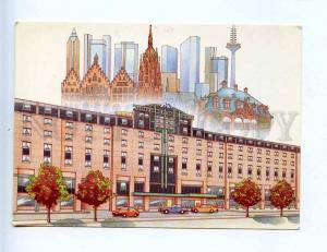 201644 GERMANY ADVERTISING Grand Hotel ARABELLA Frankfurt