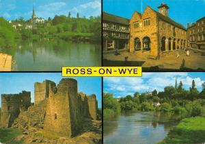 BR75867 ross on wye market hall   uk