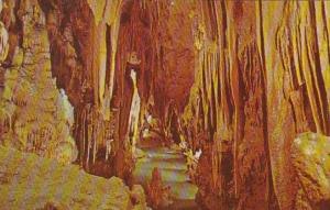 Virginia Shenandoah Caverns Cascade Hall