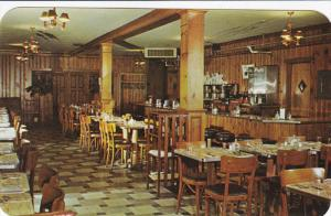 The Lancey House, Coffee Shop, Pittsfield, Maine, United States, 40s-60s