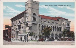 Texas San Antonio Post Office