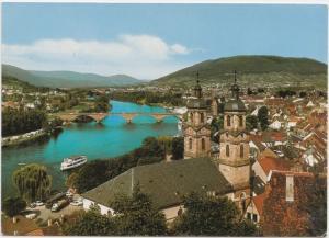 MILTENBERG am Main, 1995 used Postcard