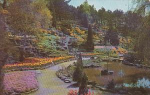 Canada Ontario Hamilton A Section Of The Famous Rock Gardens